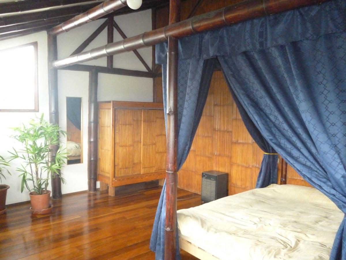 Peaceful studio apartment
