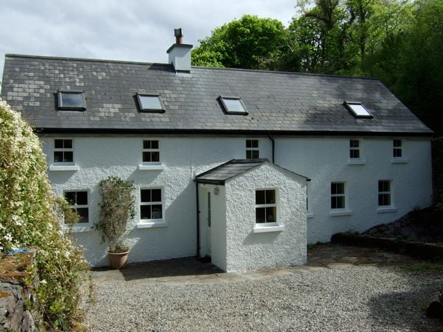 Comfortable self catering cottage.