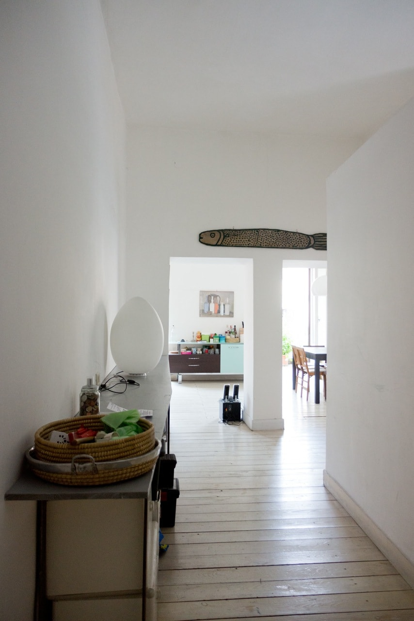 Lovely apt with large terrace.