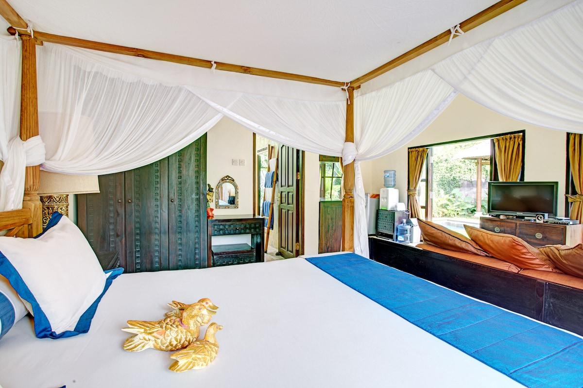 Studio Style Villa w Pool for 3 pax