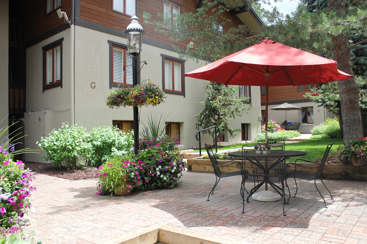 Vail Village Year-round w/ Parking