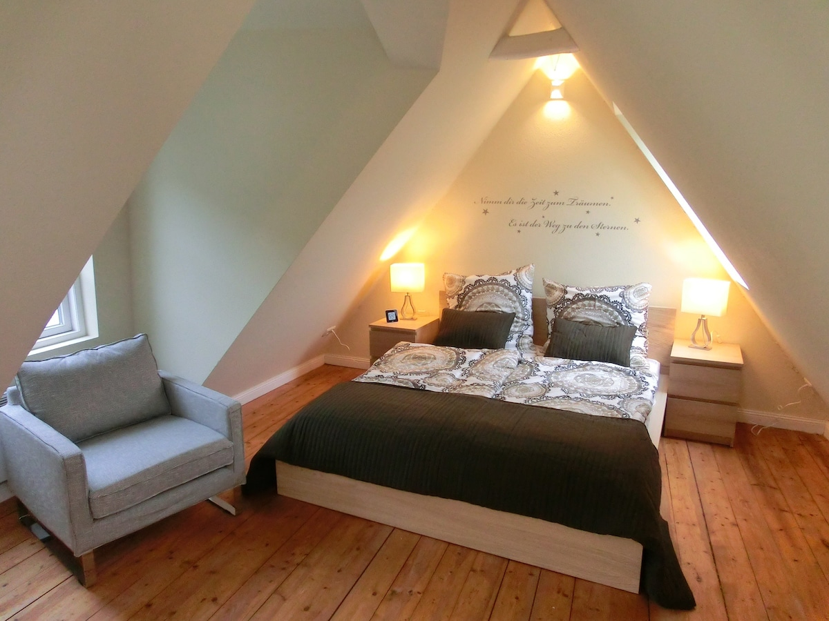 Holiday Apartment Rose 9 in Lübeck