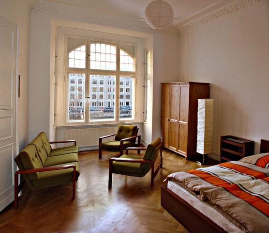 A+ Apartment, Lehmbruckstrasse