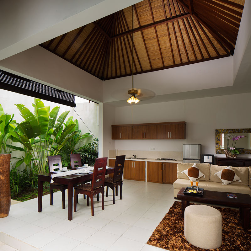 Living Room, Dinning Room, Kitchen