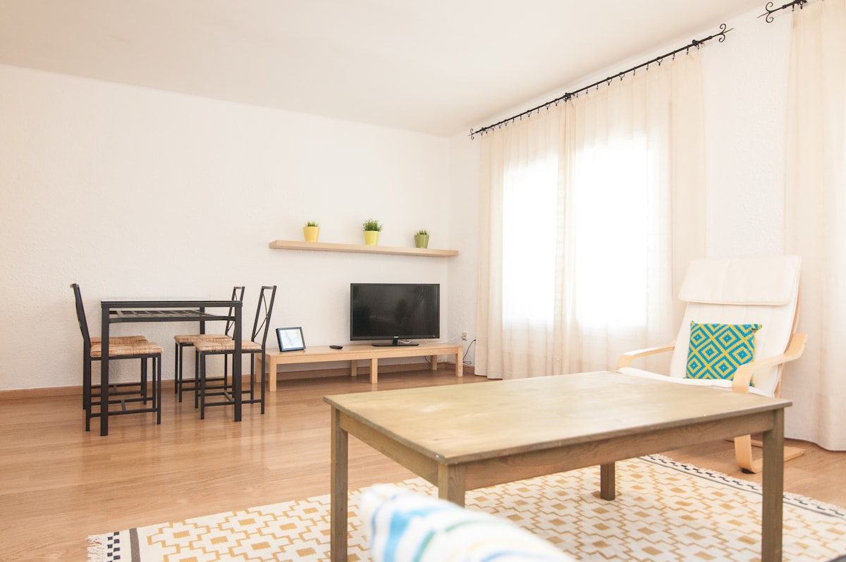 Entire apartment near Park Güell