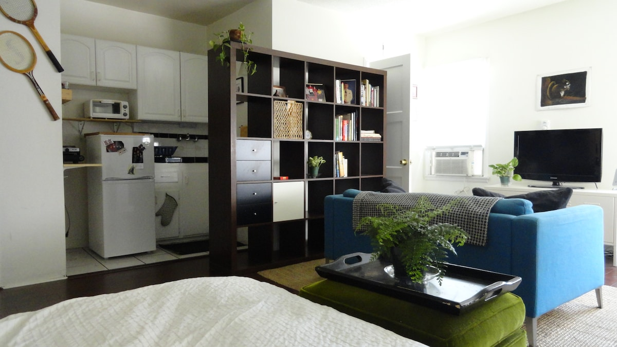 Clean, Quiet, and Comfy - Bachelor