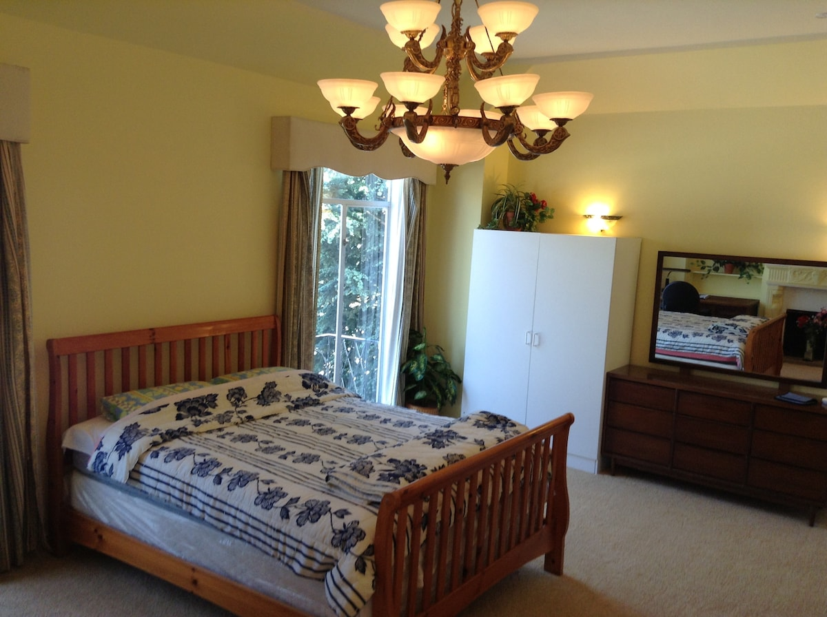 Big Rm Furnished/Cable/WiFi/Laundry