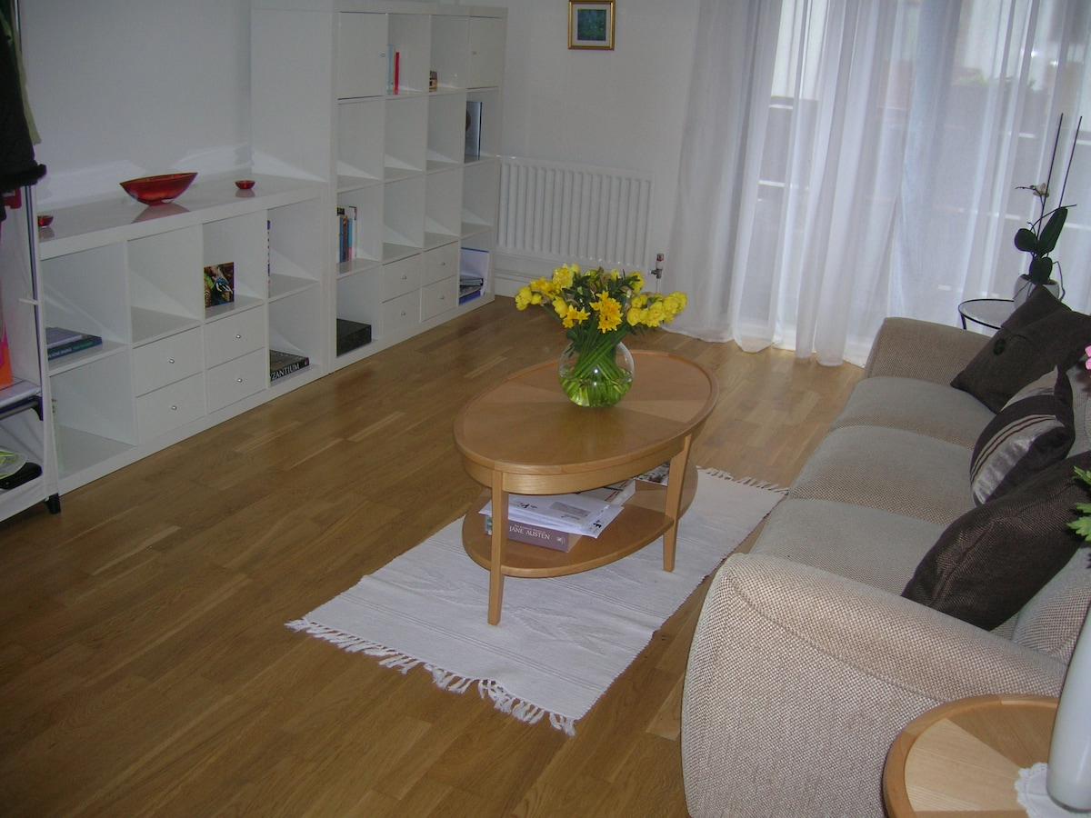 Excellent value two bedroom flat
