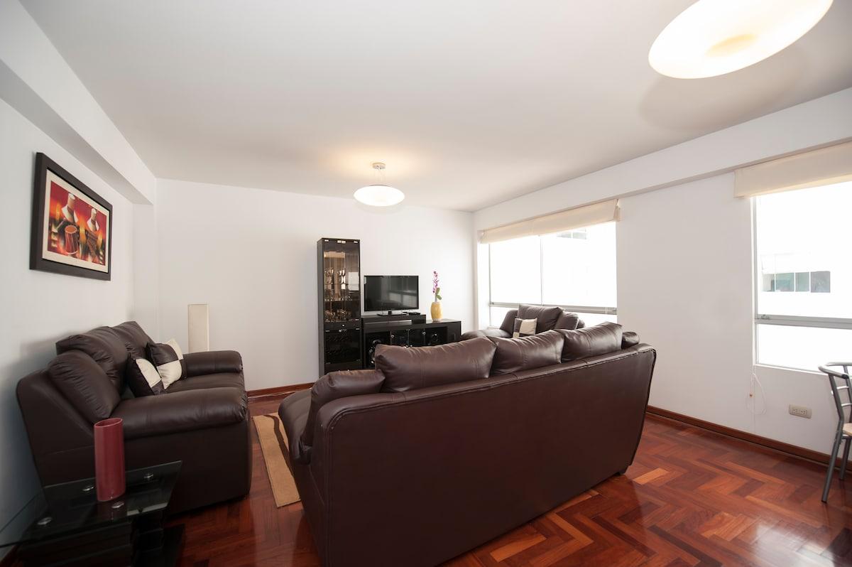 Nice apartment heart Miraflores 303