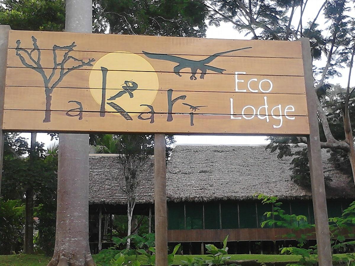 YAKARI ECO LODGE - PUERTO MALDONADO
