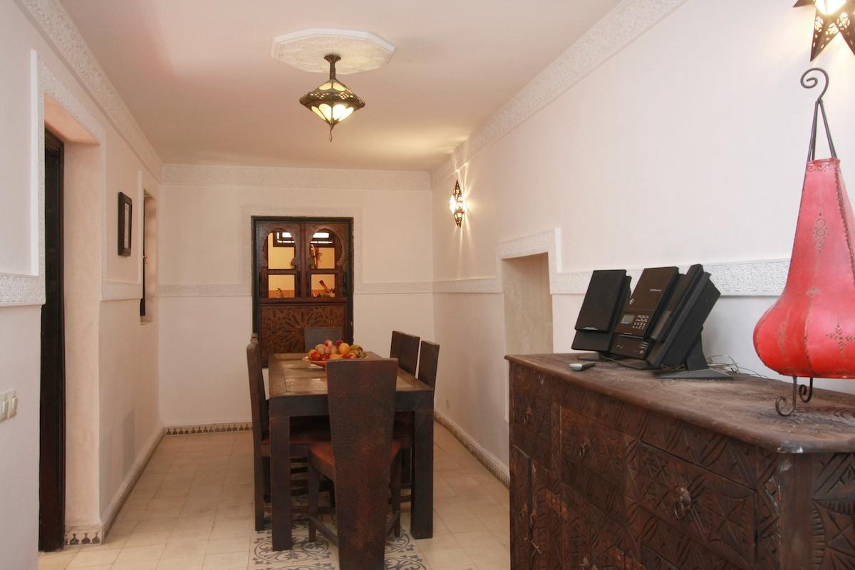 Dar Soufia, Marrakech, Airbnb