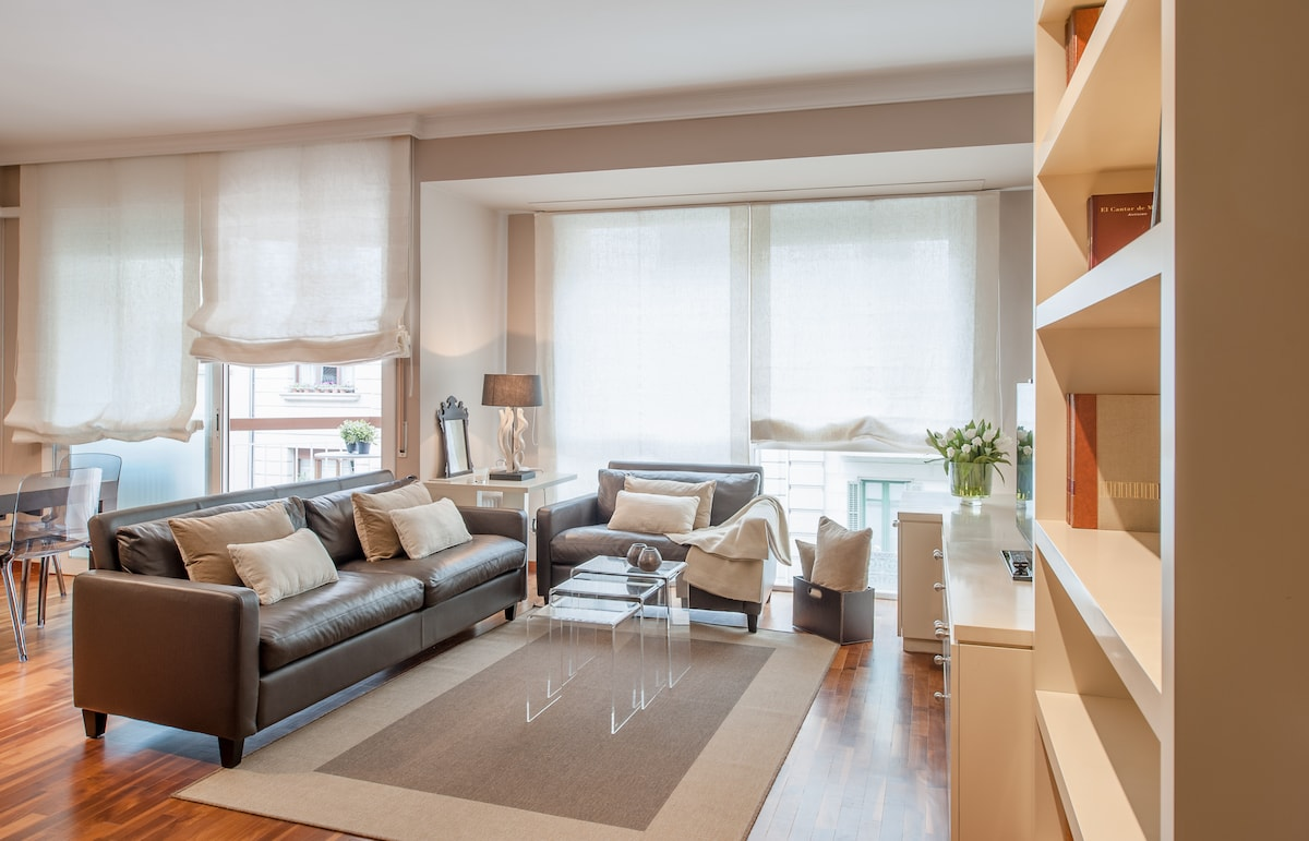 Family Luxury Flat in the Center