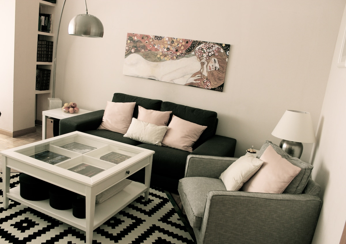 Stylish home in the heart of Madrid