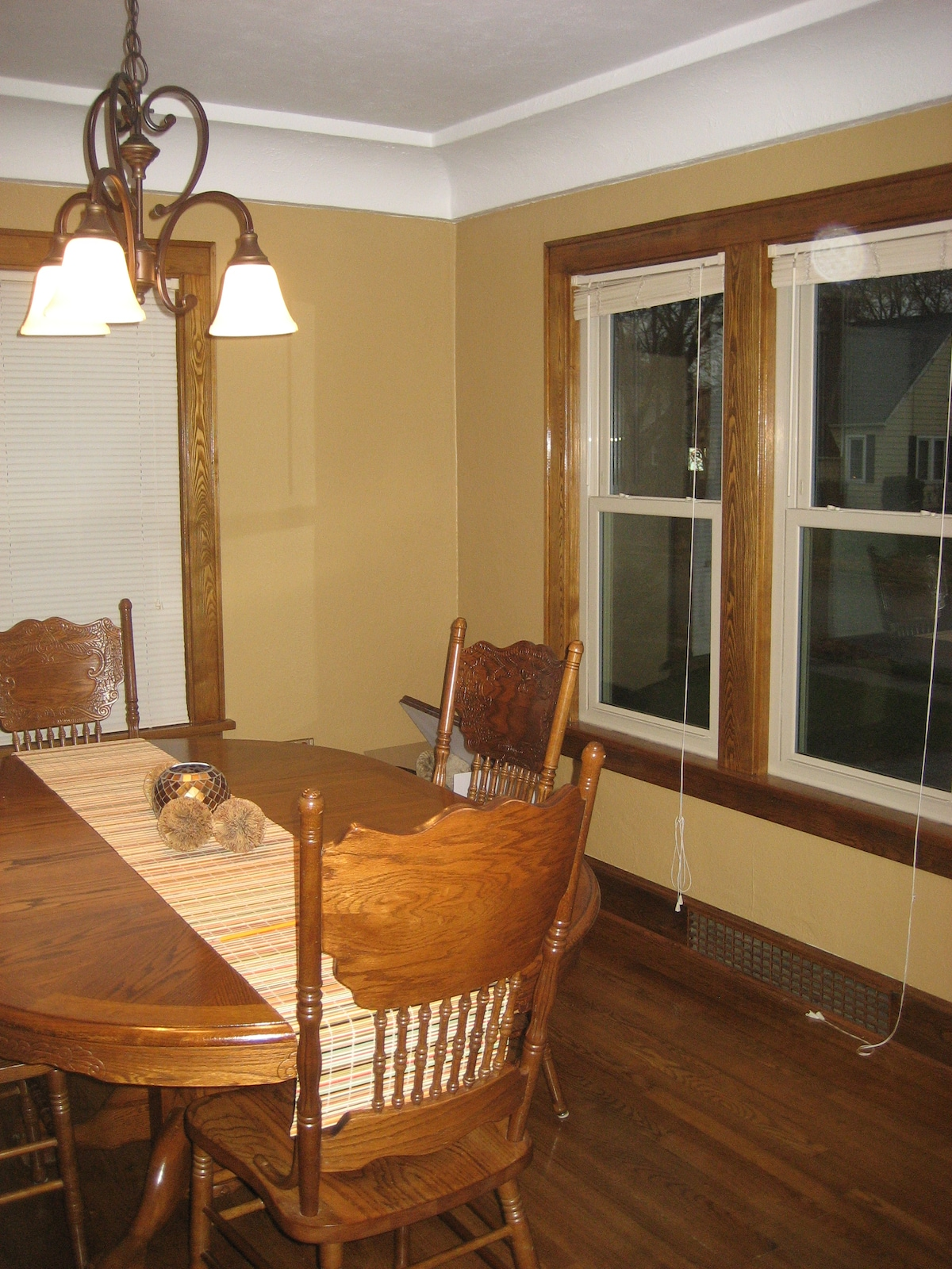 Dining room - view #2.