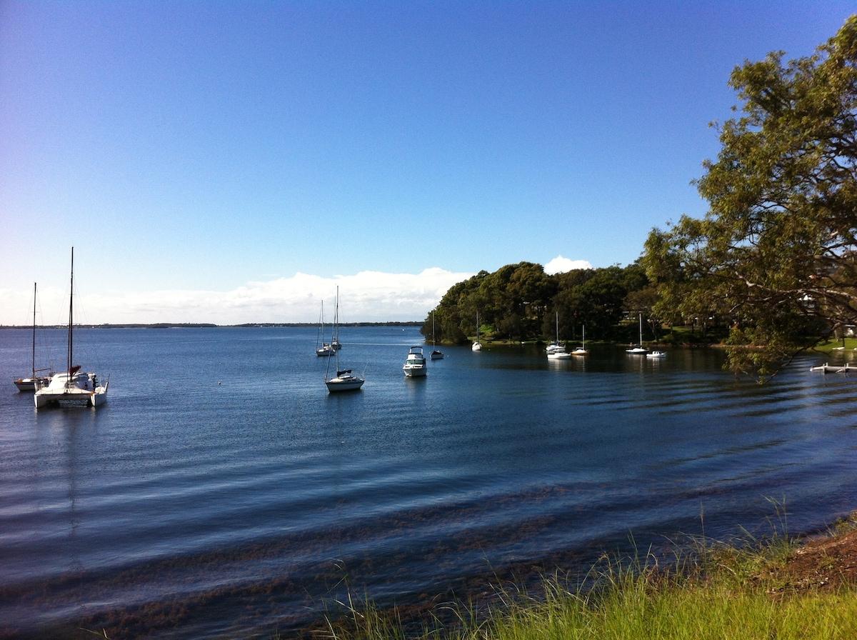 Sunset cottage -Lake Macquarie