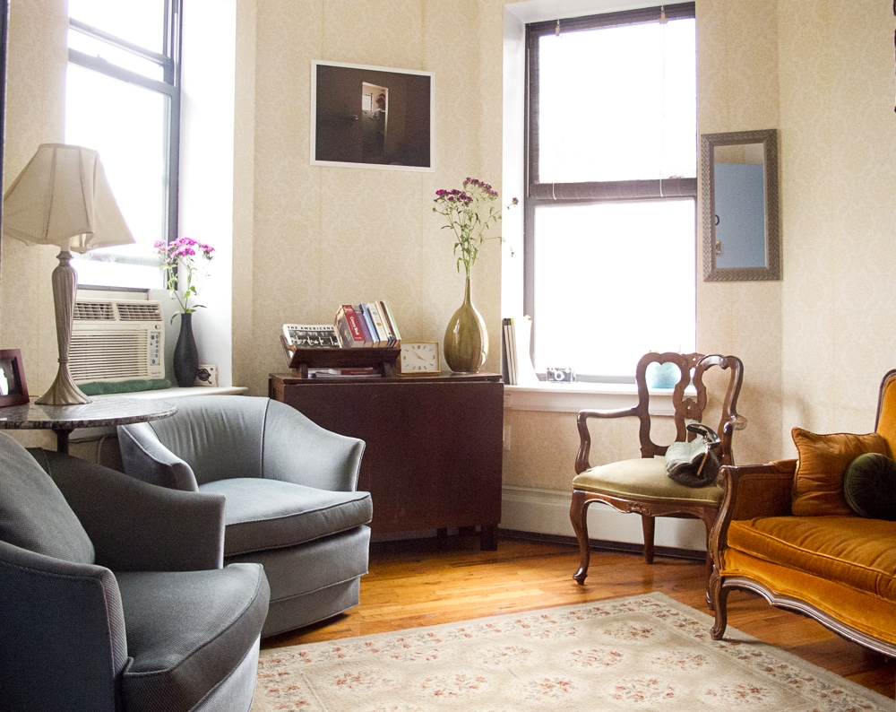 Living Room from the doorway | WELCOME TO NEW YORK!!