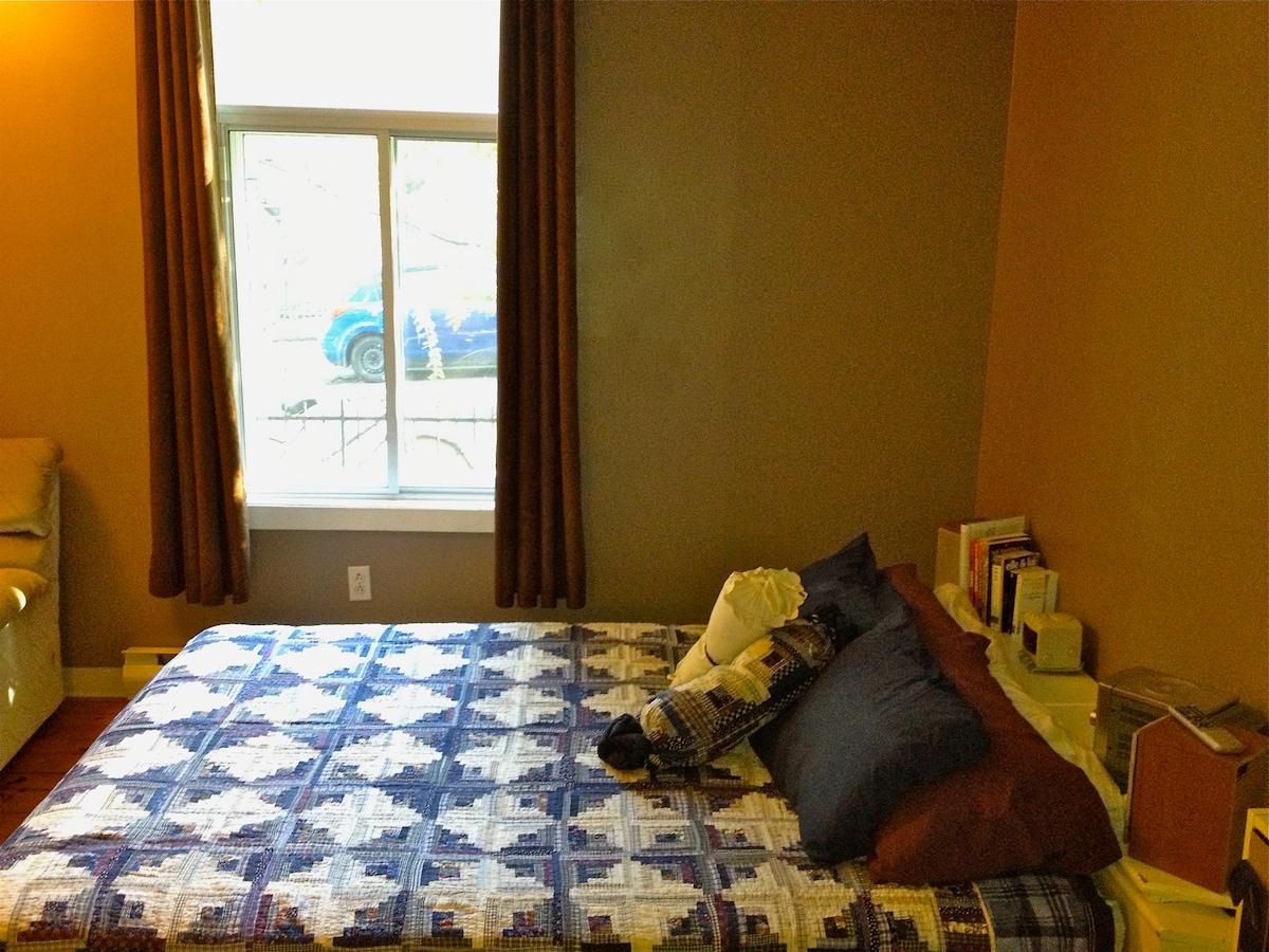 Cozy & Quiet Appart Parc Lafontaine