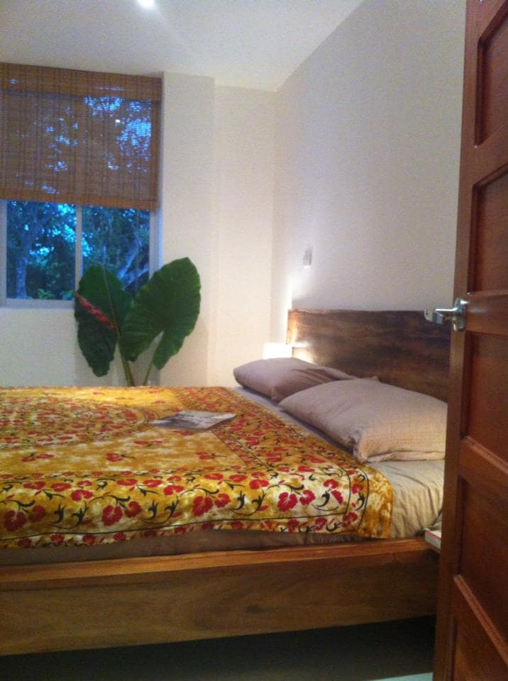 Room 1 with King size bed