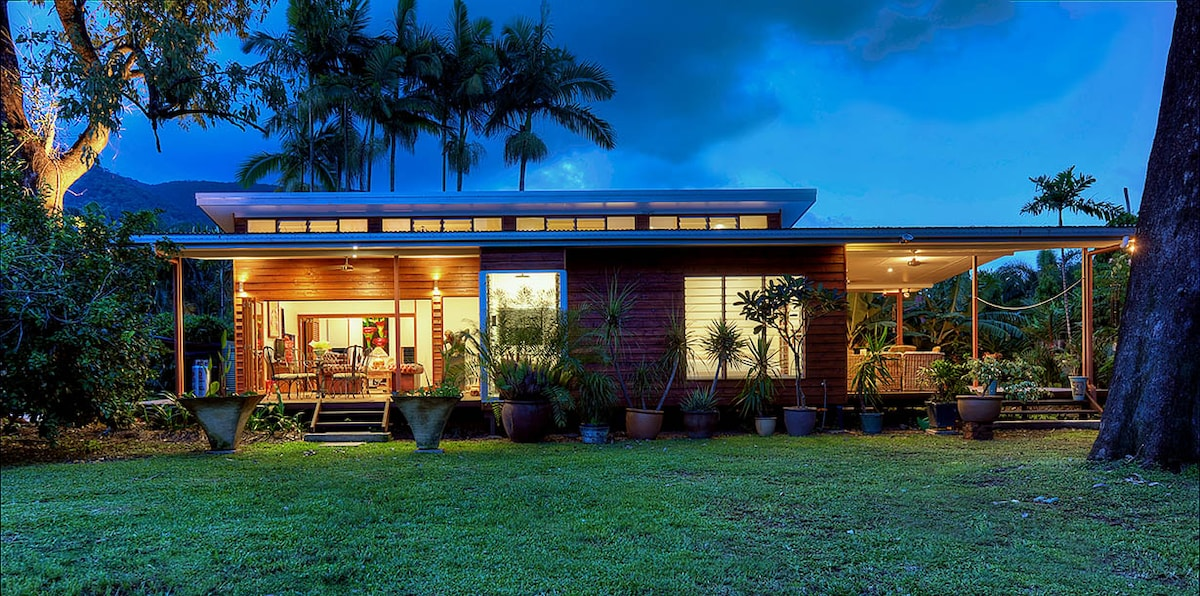 Tropical Treat Clifton Beach Cairns