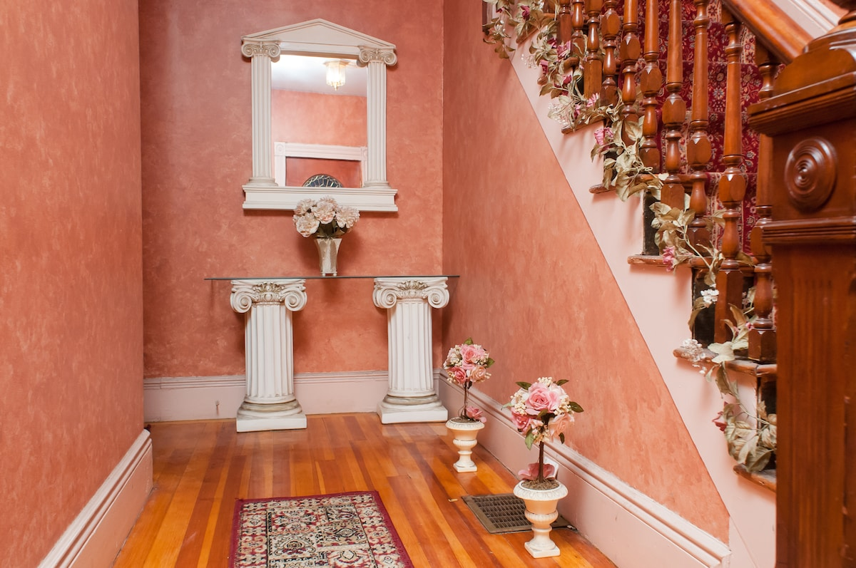 Lower Mills Victorian Home SuiteTwo