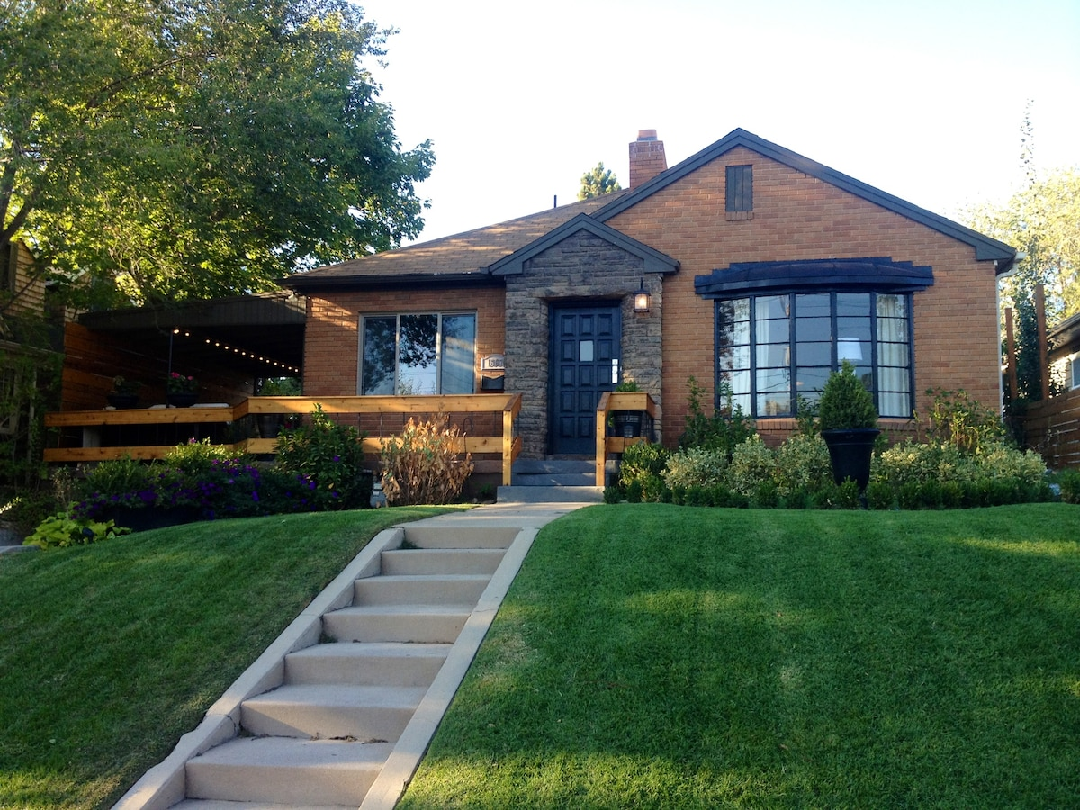 Old home renewed near U of U