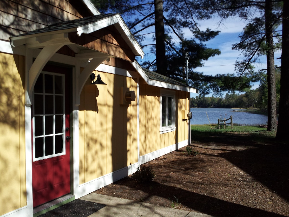 Welcome to Indian Lake Cottage in Traverse City