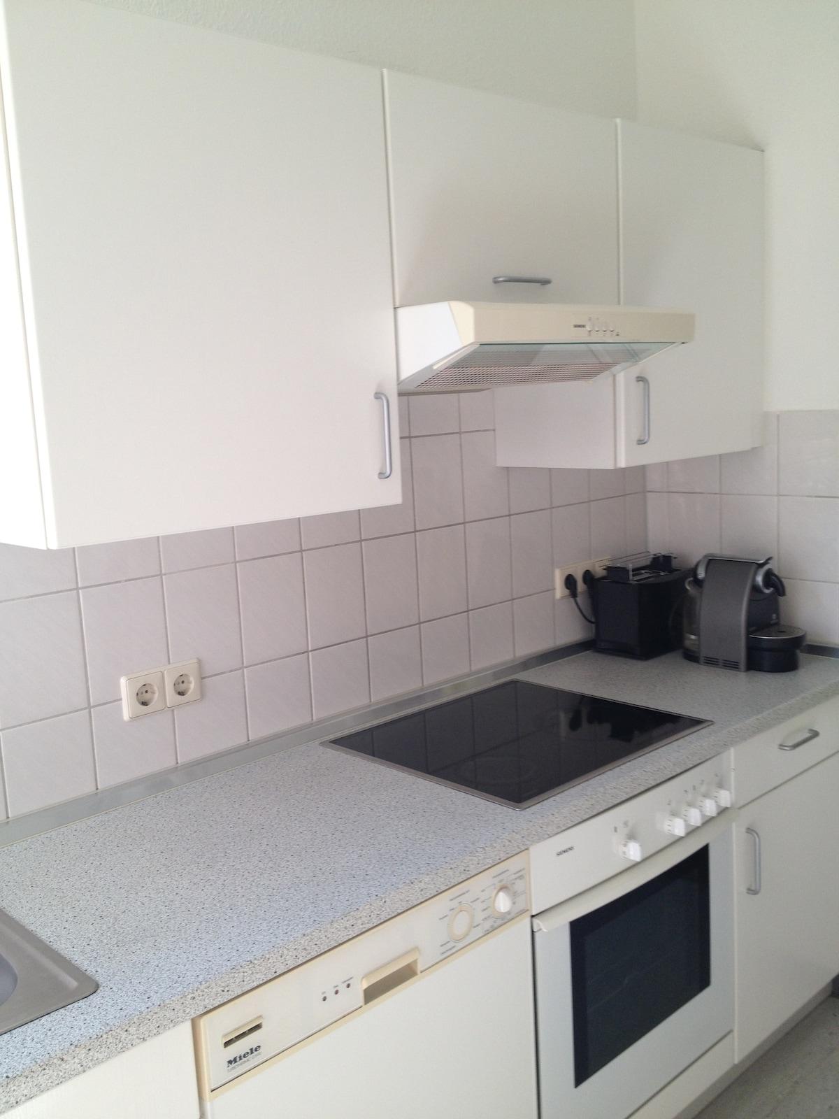 Quiet room/apartment in Ottensen