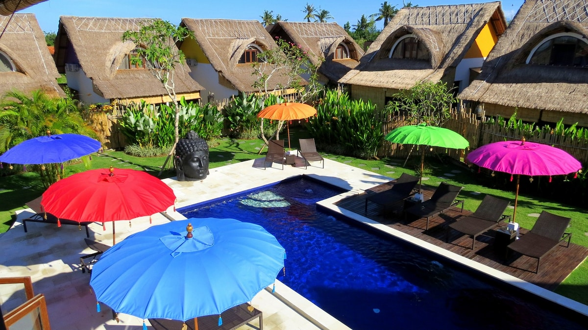 Private Villa Resort - Bali-Canggu