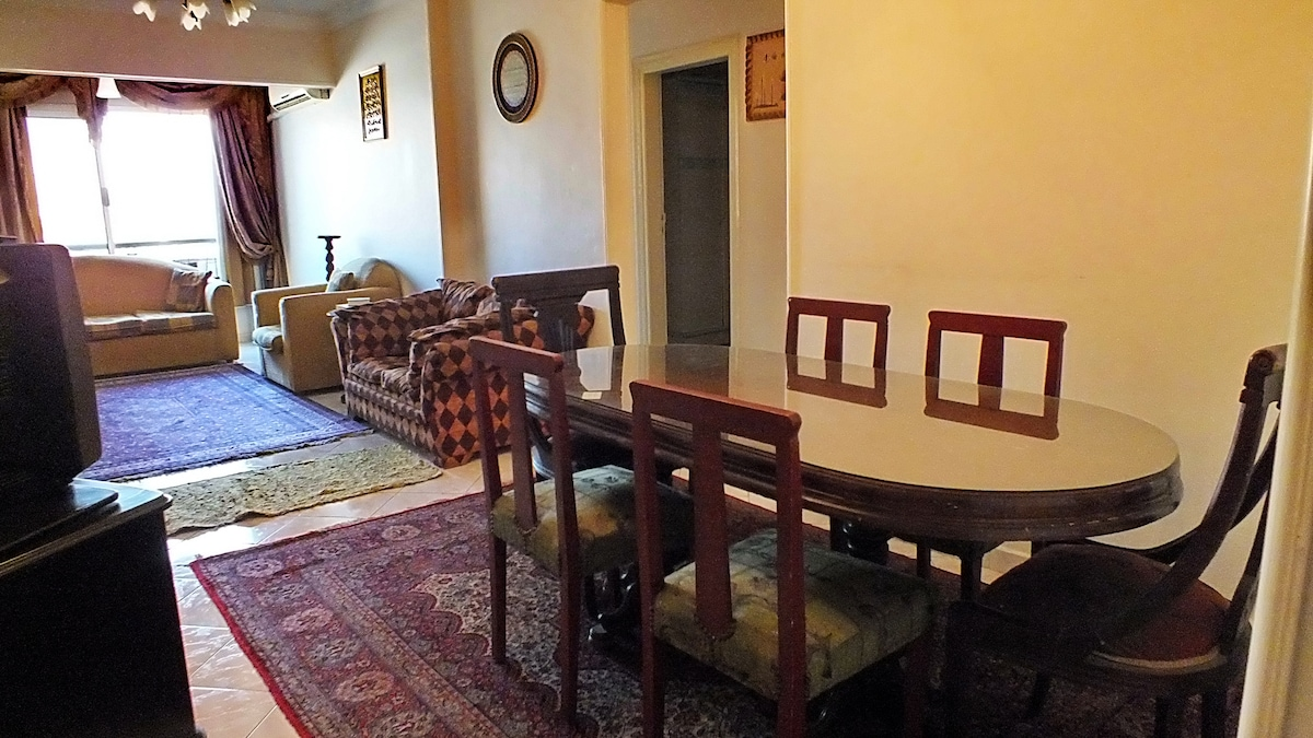 Cairo- Nasr City- Fully Furnished