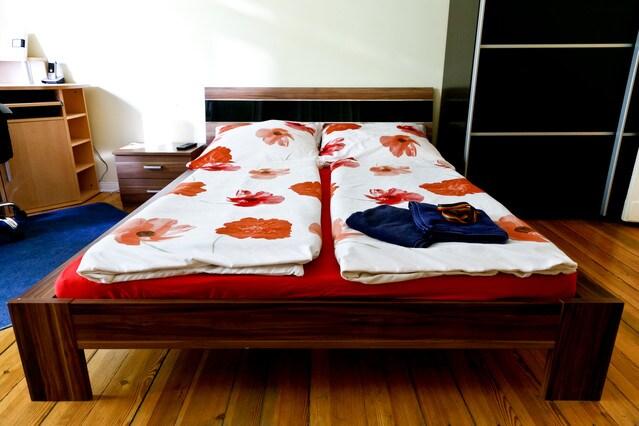 Bed & Breakfast in Berlin 2 Balkon