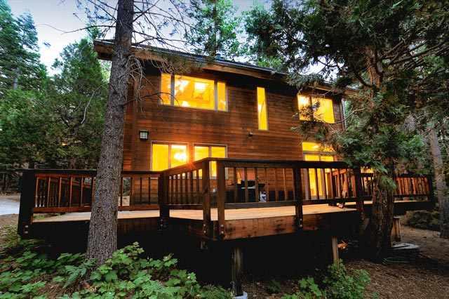Hidden Serenity Lodge in Tahoe City
