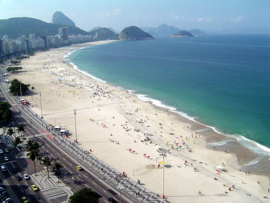 Great place in Copacabana / Rio