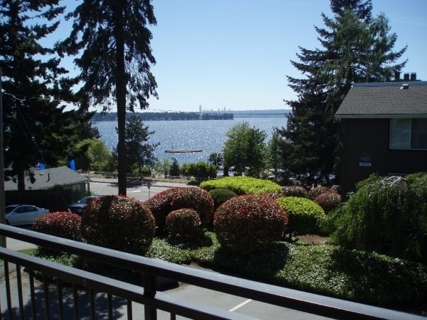 Beach Condo on Lake Washington