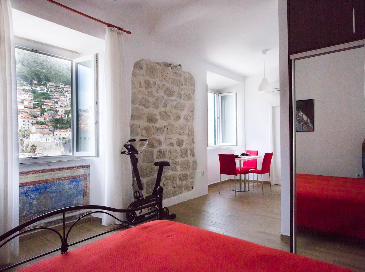 The apartment Renata