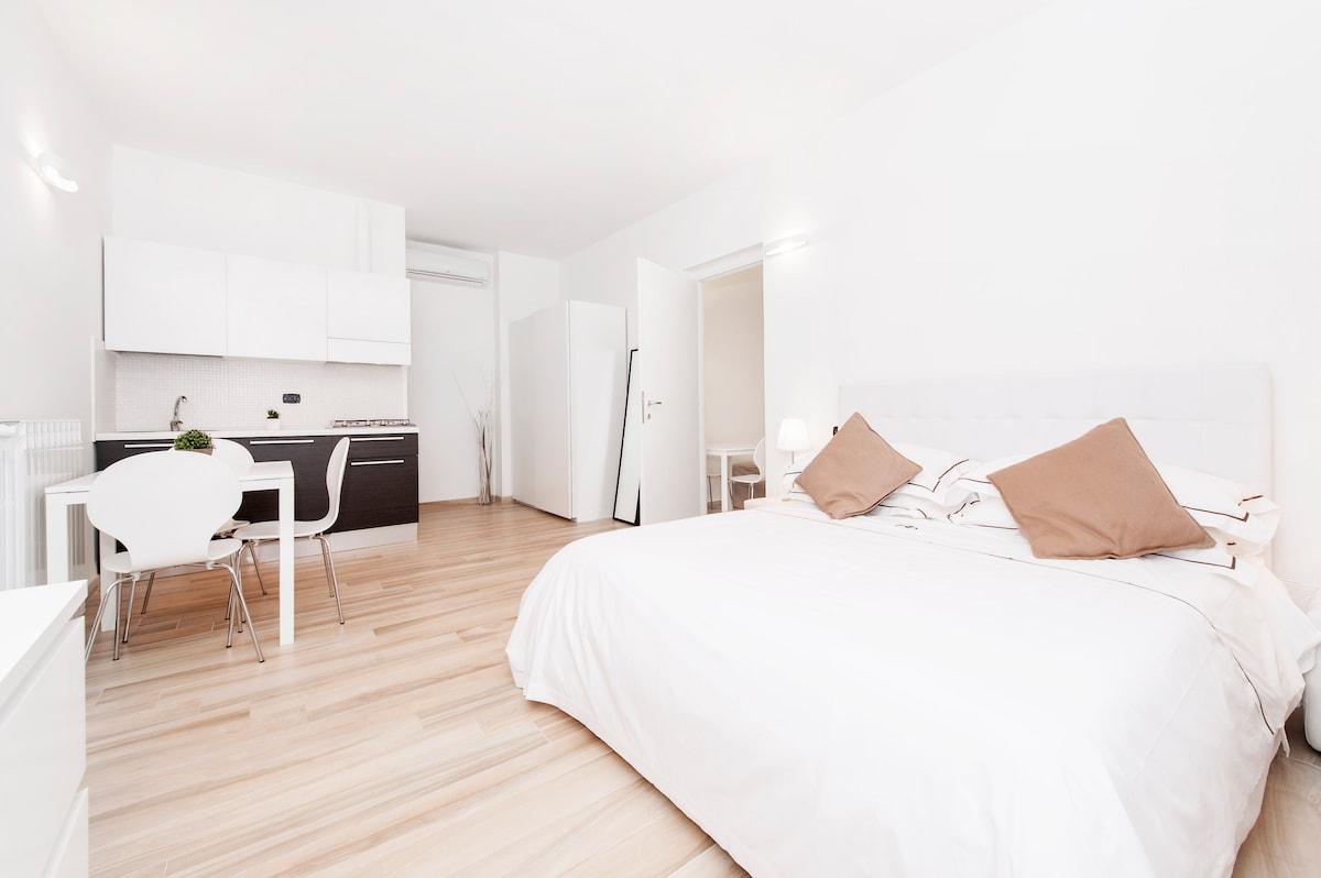 Dalmati House 4 apartment in Rome