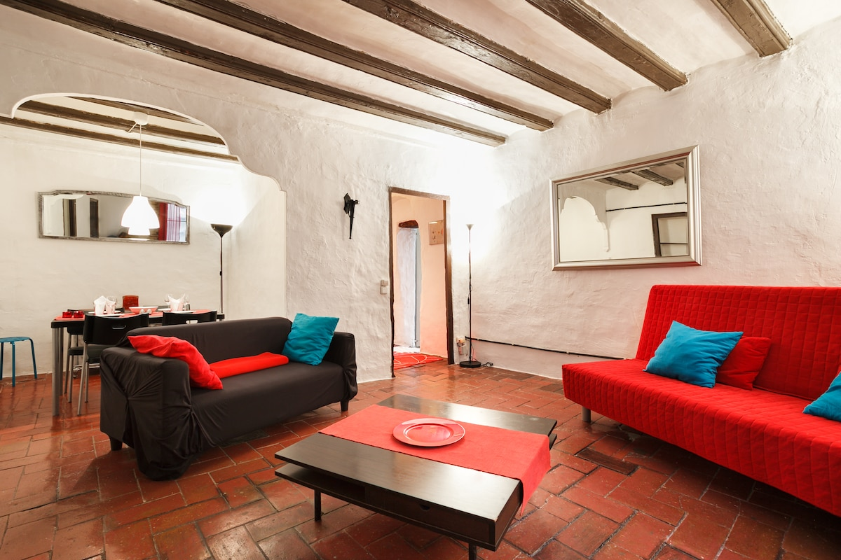 Welcome to Barcelona Born Vacation Rental