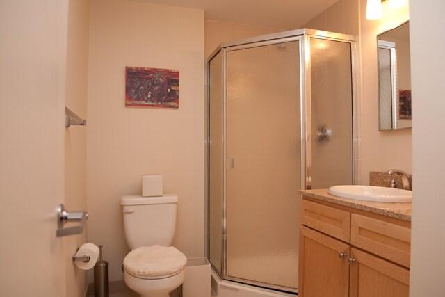 Your own bathroom. Spotless.