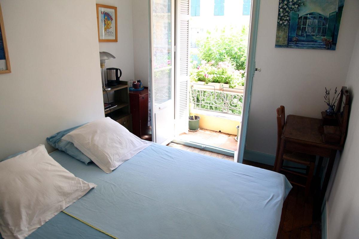 ChezJosephine The Blue Room