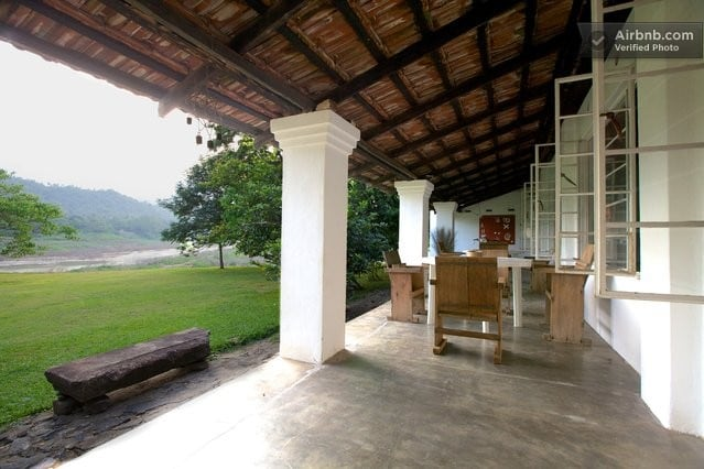 Polwatte House, Kandy - Twin/Double