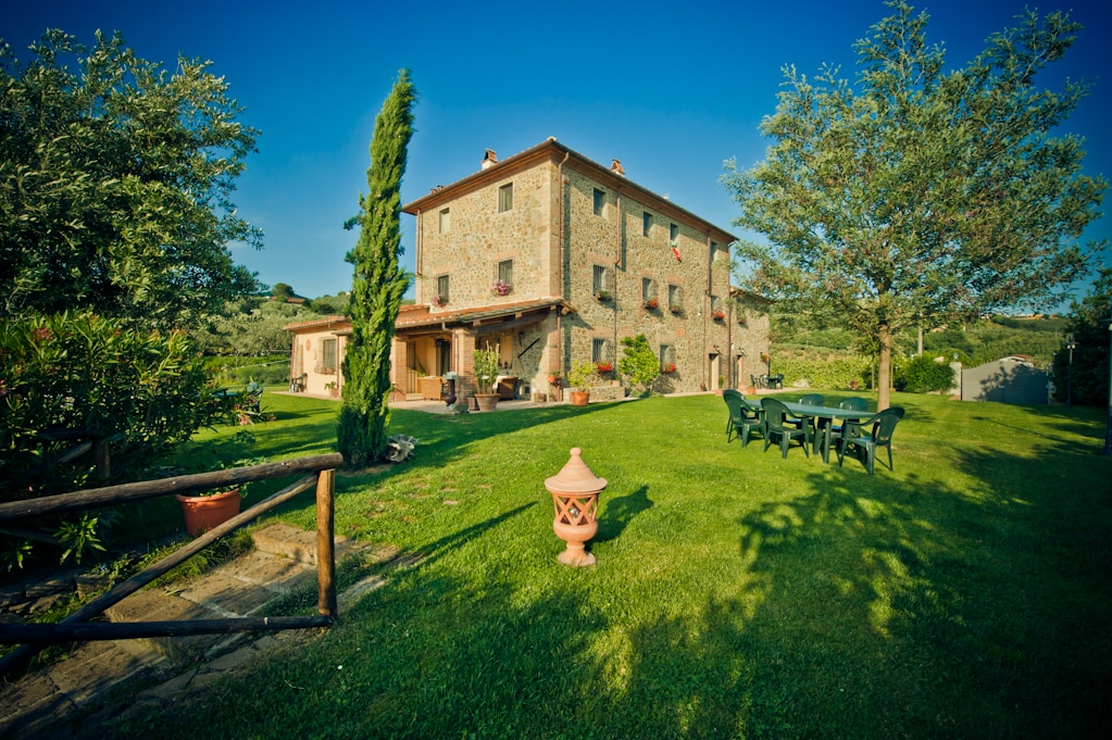 Relax holiday at La Casa Medioevale