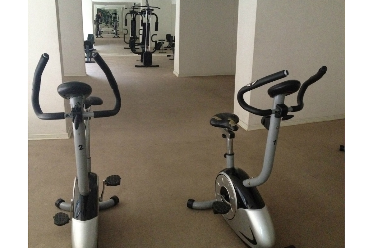 Gym at second floor