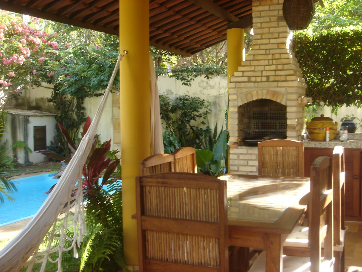 Charming villa in Pipa, Brazil!