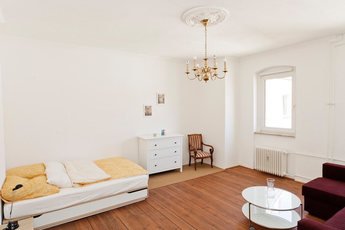Cute 1 Bedroom Appartment in Moabit