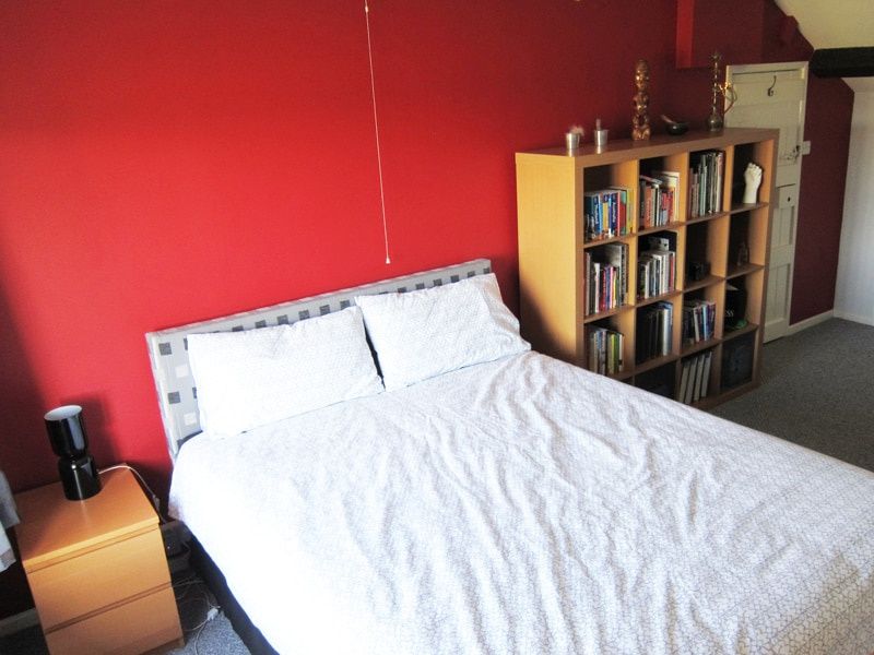 Large double bed, so comfy you'll never want to wake up! WiFi available.