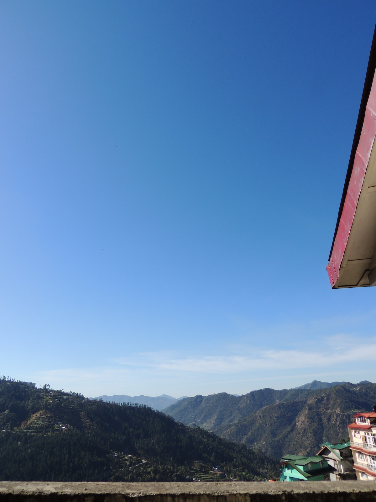 Sky From Sai Ba Cottage