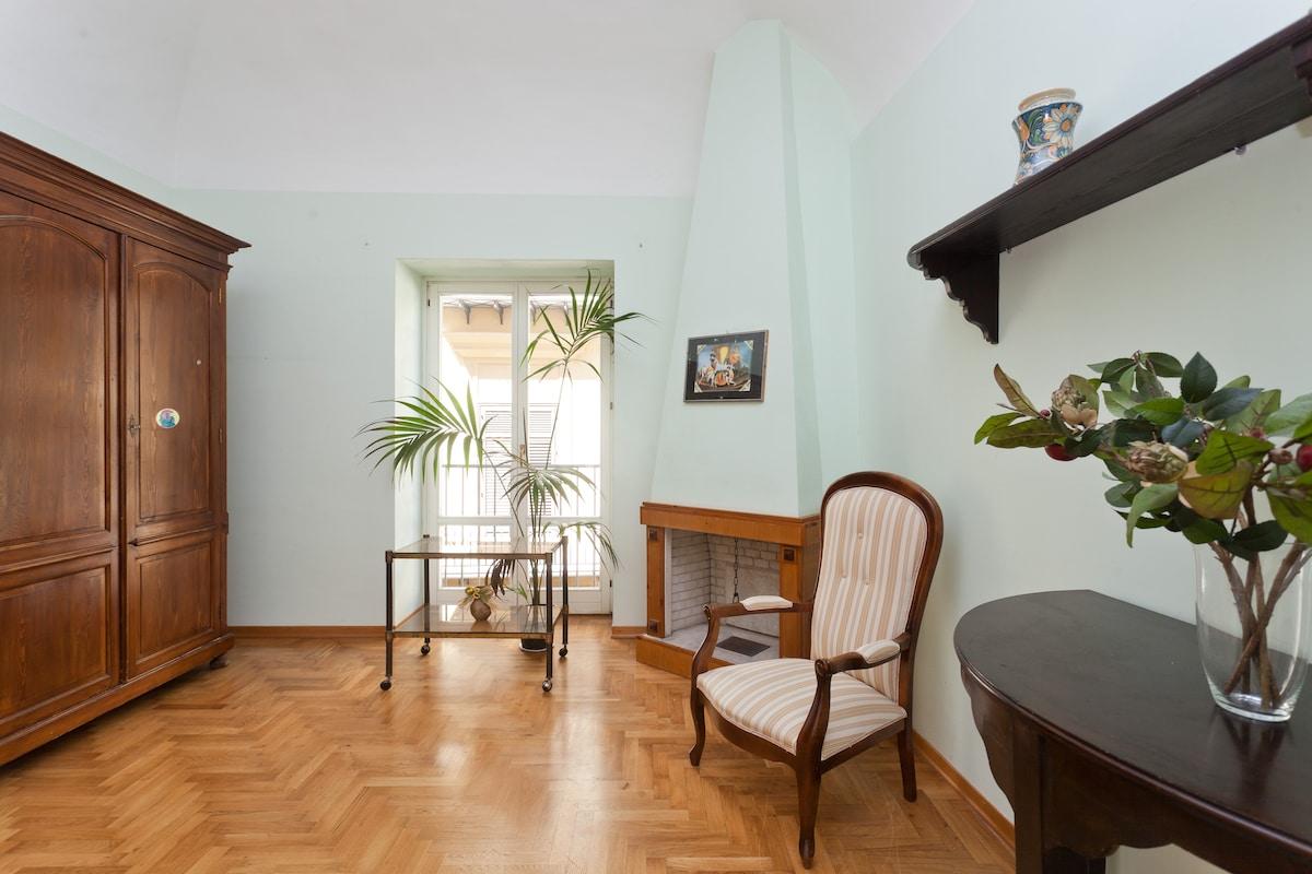 Apartment at Palazzo Trinacria