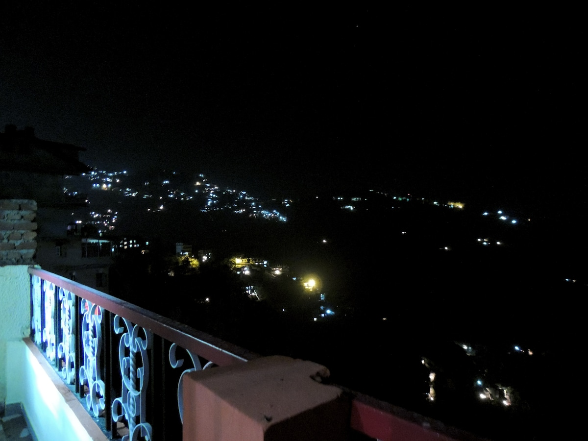 Night View from sit-outs