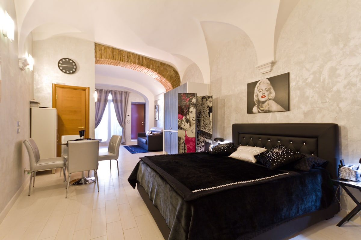 Suite trilussa heart of Roma.