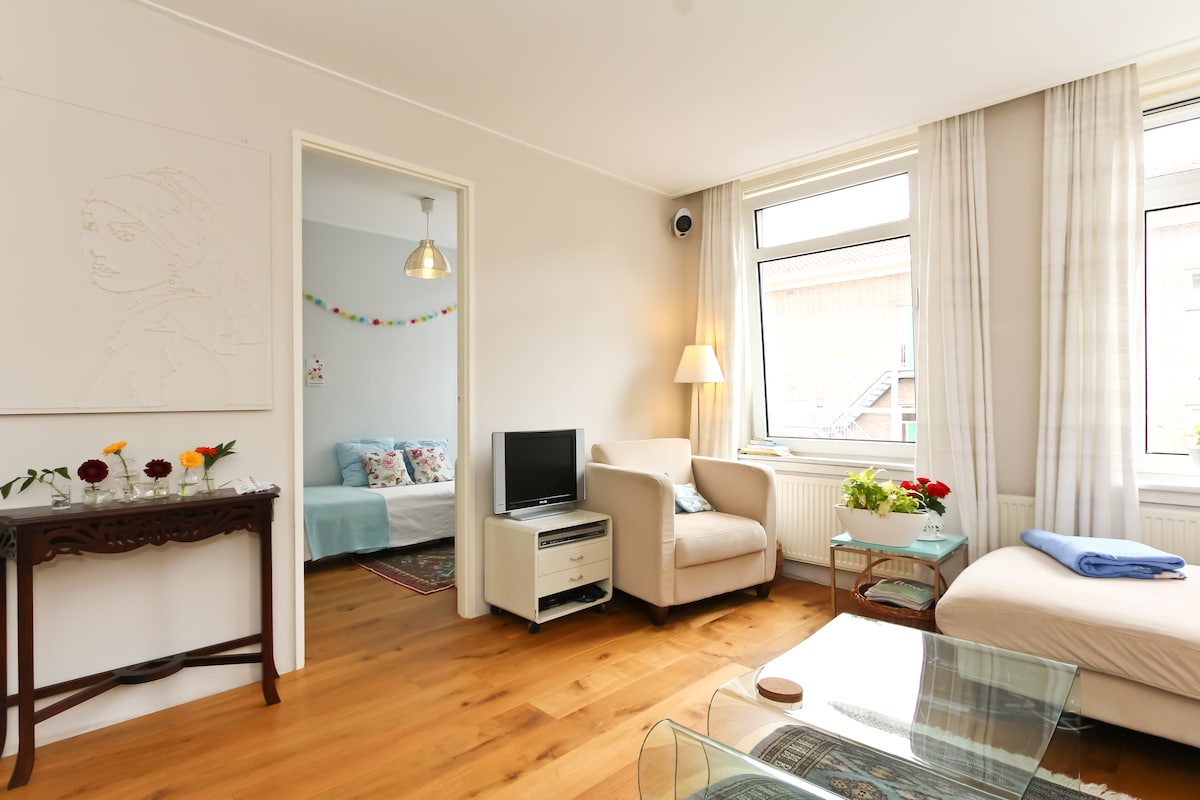 Cosy apartment! Close to centre