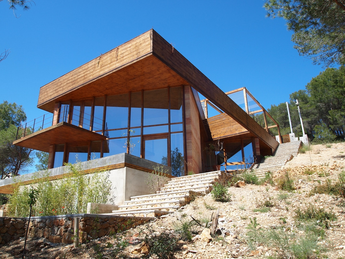 Sustainable House 15 min. Sitges